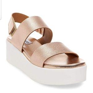 Steve madden women's Rachel wedges sandals